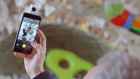n-tv Ratgeber: High-Tech-Gadgets machen das Smartphone zur Profikamera