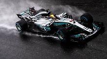 Chaos-Qualifying in Monza: Hamilton holt Pole-Rekord, Vettel leidet