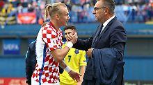 Der Sport-Tag: Kroatien gewinnt Quali-Fortsetzung gegen Kosovo