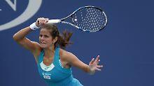 Viertelfinal-Chance bei US Open: Görges scheitert als letzte Deutsche