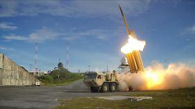 Ein Raketenabwehrschild soll mit Hilfe der USA errichtet werden.