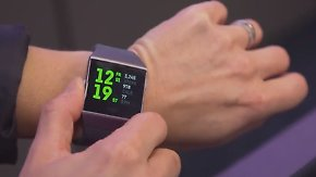 Smartwatches top, Fitnesstracker flop: Firmen kämpfen um den Wearables-Thron