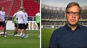 """Philipp Köster zur WM-Quali: """"Niemand wünscht sich weiteren Zittersieg"""""""