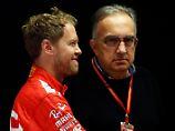 Zoff um Formel-1-Reformkurs: Ferrari-Boss erneuert Ausstiegsdrohung