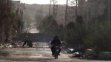 Terrormiliz im Kreuzfeuer: Befreiung von IS-Hochburg steht bevor