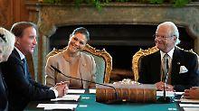 Royaler Nachwuchs in Schweden: Carl Gustaf verrät Namen des Mini-Prinzen