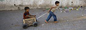 Eine Million Kinder betroffen: NGO erklärt Gazastreifen für unbewohnbar