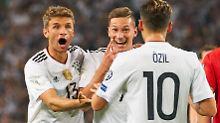 "Der Sport-Tag: DFB-Team bekommt WM-""Endspiel"" in Belfast"