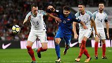Daum-Team in WM-Quali raus: England fast durch, Nordiren buchen Playoffs