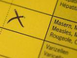 Deutlich mehr Erkrankte als 2016: Zahl der Masern-Fälle nimmt wieder zu