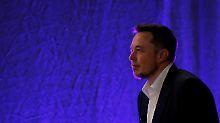 Künstliche Intelligenz: Elon Musk fürchtet Dritten Weltkrieg