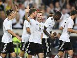 Brasilien und Portugal verdrängt: DFB-Team führt Weltrangliste wieder an
