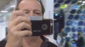 Zubehör-Trends auf der IFA: Smartphones mausern sich zu Profikameras