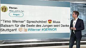 n-tv Netzreporter: #Werner schießt sich zum Frieden mit deutschen Fans