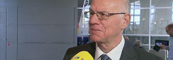 """""""Gefestigte Tradition der offensiven Erinnerung"""": Bundestagspräsident Lammert zieht bewegte Bilanz zum Abschied"""