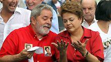 Kriminelle Vereinigung gebildet: Staatsanwalt klagt Brasiliens Ex-Präsident an