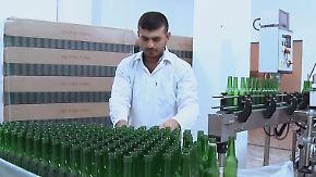 Ein Hauch Tschechien in Syrien: Bier brauen im Bürgerkriegsgebiet