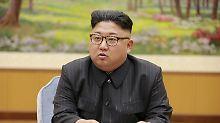 Der Tag: EU verschärft Sanktionen gegen Nordkorea
