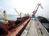 Devisen, Gastarbeiter, Schiffe: EU arbeitet an neuen Nordkorea-Sanktionen