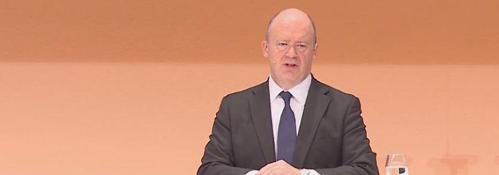 Draghis Drahtseilakt: Deutsche-Bank-Chef Cryan warnt EZB