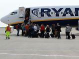 """""""Belastbarkeit verbessern"""": Ryanair streicht bis zu 2100 Flüge"""