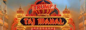 Kasino-Geschäfte vor 30 Jahren: Polizei warf Trump Mafia-Kontakte vor