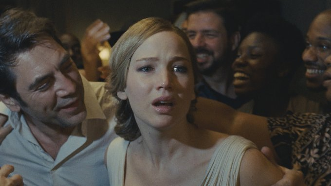 Jennifer Lawrence gruselt sich vor ihrem eigenen Film, erzählt sie im Interview.