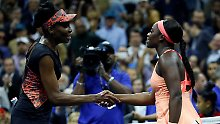 Stephens im US-Open-Finale: Tennis-Queen Williams verpasst Titelchance