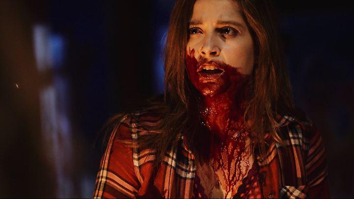 """Blut sollte man als Zuschauer von """"Tonight She Comes"""" auf alle Fälle abkönnen."""
