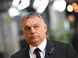 Orban lehnt EuGH-Urteil ab: Ungarn wehrt sich weiterhin gegen Migranten
