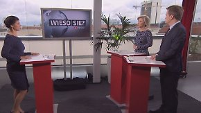 """Spitzenkandidatin der Linken im Interview: """"Wieso Sie, Sahra Wagenknecht?"""""""