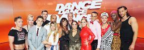 """Schwingt die Hüften, ihr Promis!: Jetzt heißt es wieder """"Dance Dance Dance"""""""