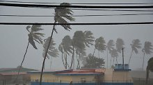 """""""Irmas"""" Weg durch die Karibik: Sechs-Meter-Welle prallt auf Kubas Küste"""