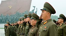 """Am Jahrestag der Staatsgründung: Nordkorea droht mit """"Geschenkpackungen"""""""