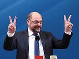 """""""Unverhandelbare"""" Vorhaben: Schulz nennt Koalitionsbedingungen"""