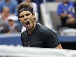 Emotionaler Triumph: Nadal feiert nächsten US-Open-Sieg
