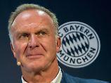 Bayern-Stress nach Interview: Rummenigge schimpft auf Lewandowski