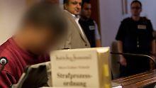 Bluttat in Freiburg: Hussein K. gesteht Mord an Studentin