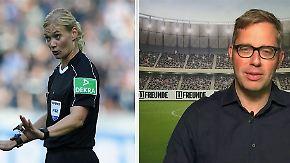 """Philipp Köster zum 3. Spieltag: """"Relativ wurscht, dass Steinhaus eine Frau ist"""""""