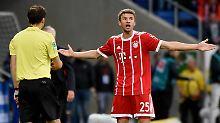 Der Sport-Tag: Medien: Thomas Müller verweigerte Wechsel