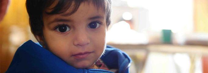 Ein Zeichen der Hoffnung: Ein Zuhause für Kriegswaisen in Syrien