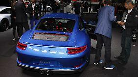 Der Porsche 911 GT3 kann jetzt etwas dezenter fahren.