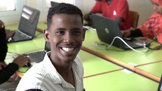 "E-Learning-Center in Dschibuti: ""Ich will etwas lernen"""
