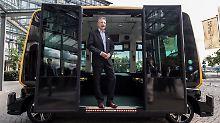 Ausweitung im autonomen Fahren: Continental sichert sich Startup Parkpocket