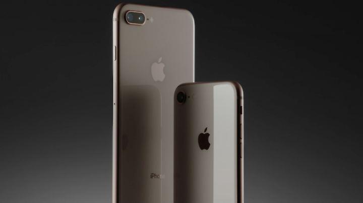 Das iPhone 8 und das iPhone 8 Plus.