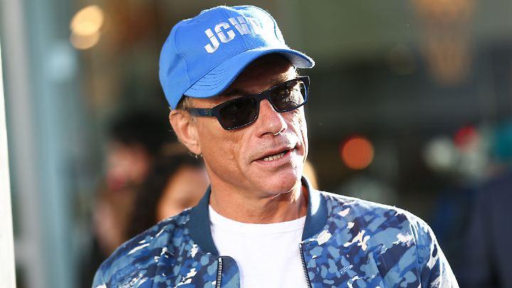 Da ist Papa wohl eher nicht stolz: Jean-Claude Van Dammes Sohn wurde festgenommen.