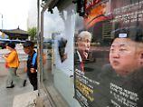Nach nordkoreanischem Atomtest: Südkorea misst radioaktive Gase