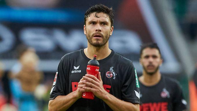 Jonas Hector spielt im Ausland - in der Nationalmannschaft und jetzt erstmals mit Köln.