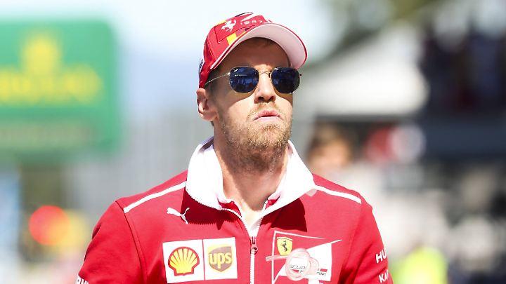 """Einfach ist langweilig"": Sebastian Vettel."