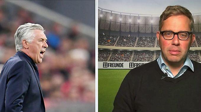 """SPÄTER_Philipp Köster zum FC Bayern: SPÄTER_""""Alle tanzen Ancelotti auf der Nase rum"""""""